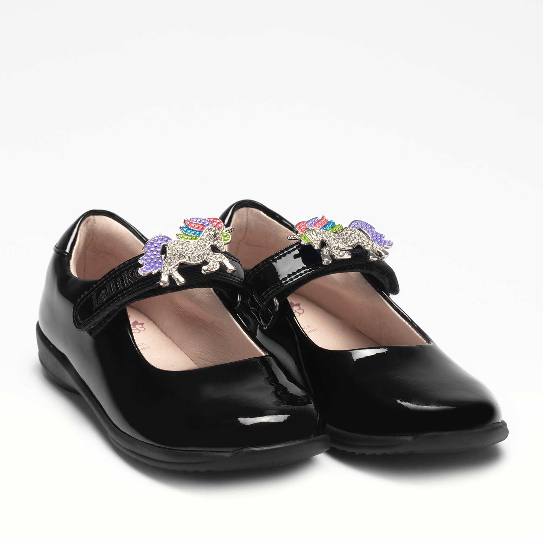 Shop: Lelli Kelly Blossom Unicorn Patent